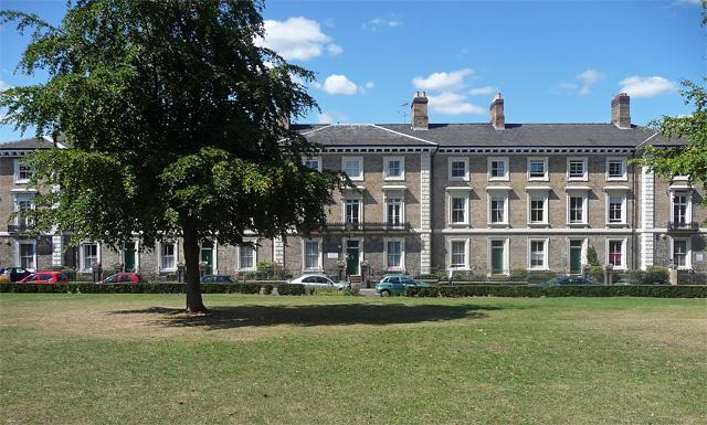 1-11 De Montfort Square, Leicester