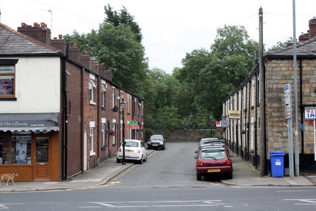 Green Street, Farnworth