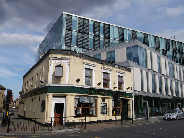 The Princess of Wales, Public house, Stratford