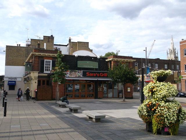 Queen's Head, Stratford