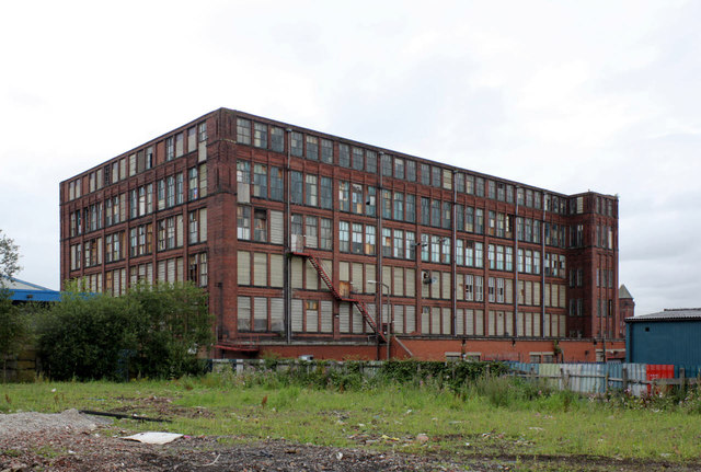 Bolton Textile Mill No.2