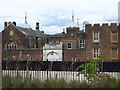 TQ4377 : Former Royal Military Academy - SE18 by David Hallam-Jones
