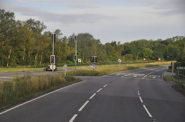 Salisbury District : The A36