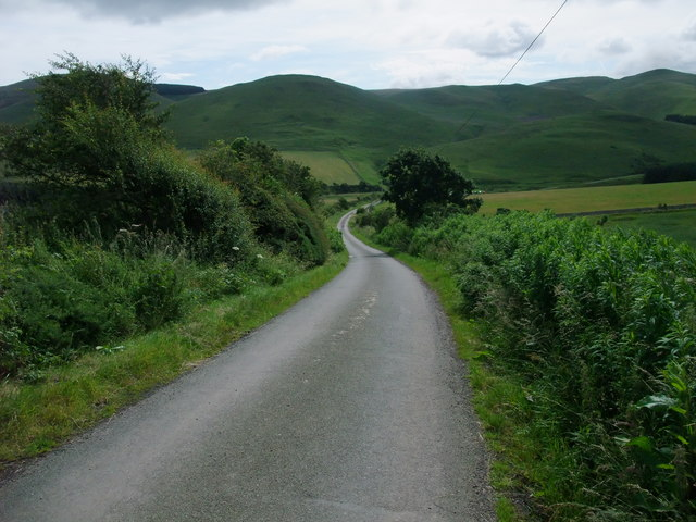 St Cuthbert's Way and the Pennine Way
