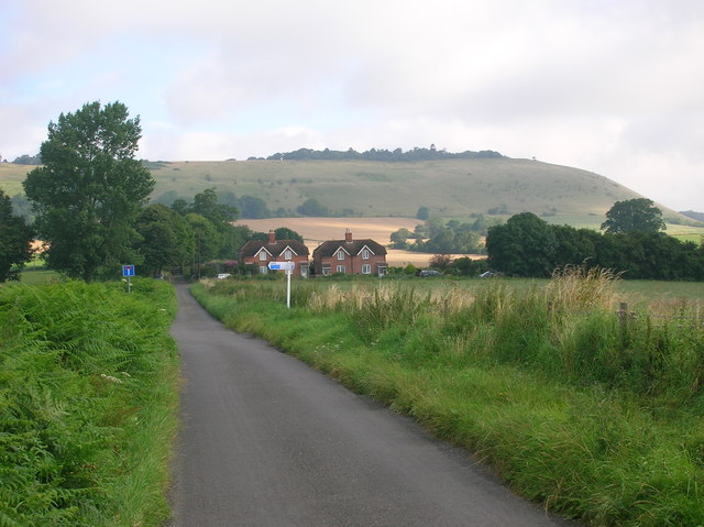 Farm cottages, West Wick Farm, Pewsey