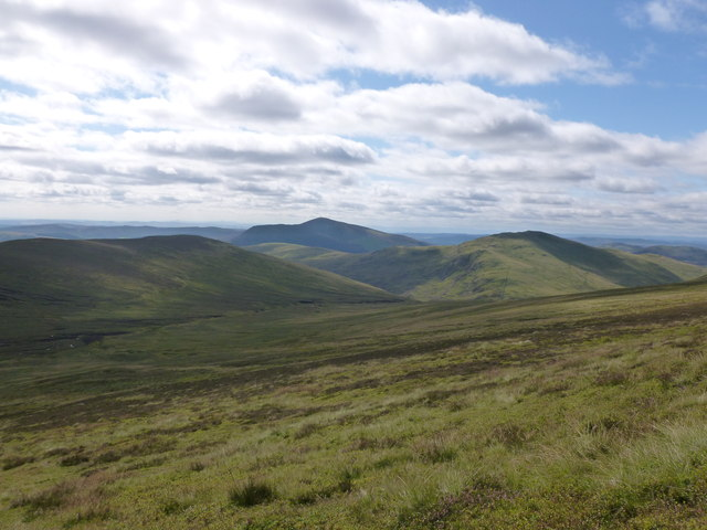 Hills of Glen Isla