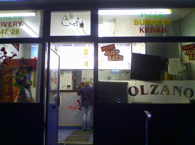 Bolzano, Hull
