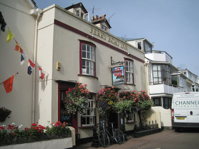 Ferry Boat Inn, Marine Parade