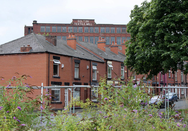 Bolton Textile Mill 