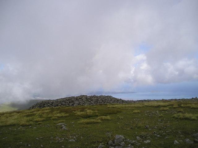 Prehistoric Cairn, Drosgl