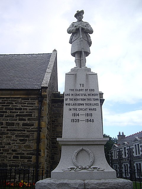 War Memorial (Two World Wars)