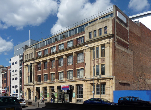 Foister Building, Charles Street, Leicester