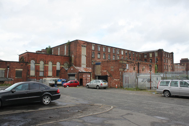 Grecian Mills from the south