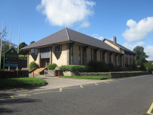 Territorial Army Centre, Alnwick