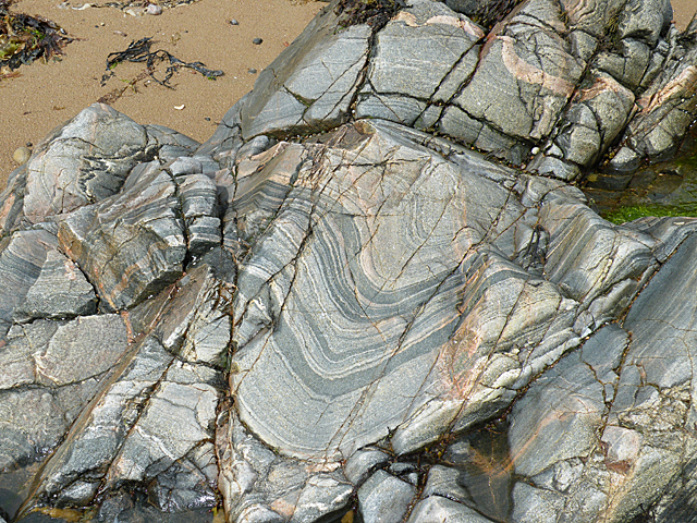 Folded Rock