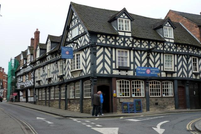 Tudor House Hotel Market Drayton
