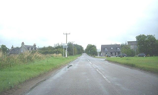 Rothiemay Crossroads