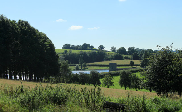 2012 : Northern end of Chew Valley Lake