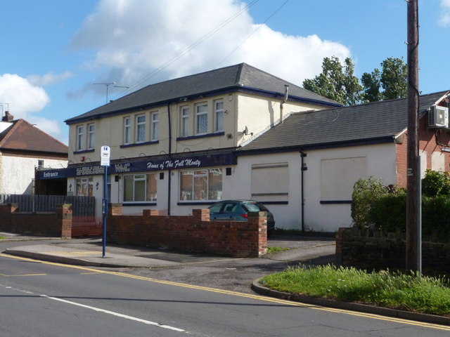 Shiregreen Working Mens Club Function Room