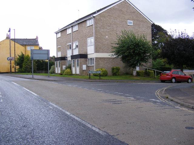 B1123 Quay Street, Halesworth