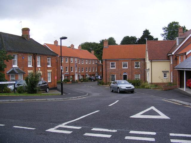Blyth Mews, Halesworth