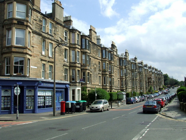 Ashley Terrace Edinburgh Property For Sale