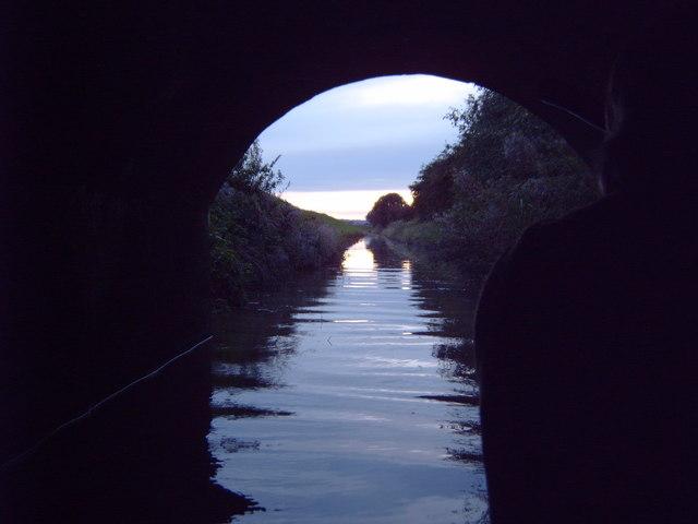 Poulton Drain Tunnel