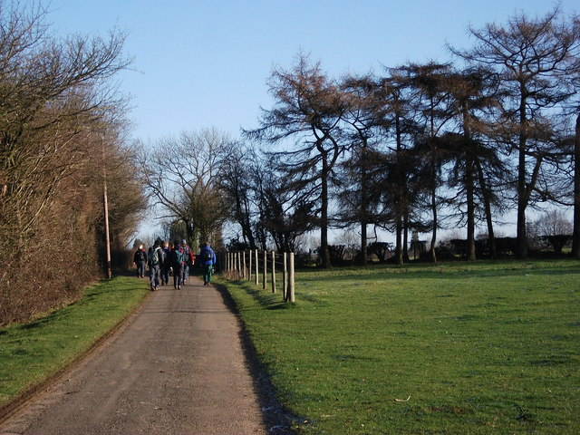 Greygoose Lane, Chastleton