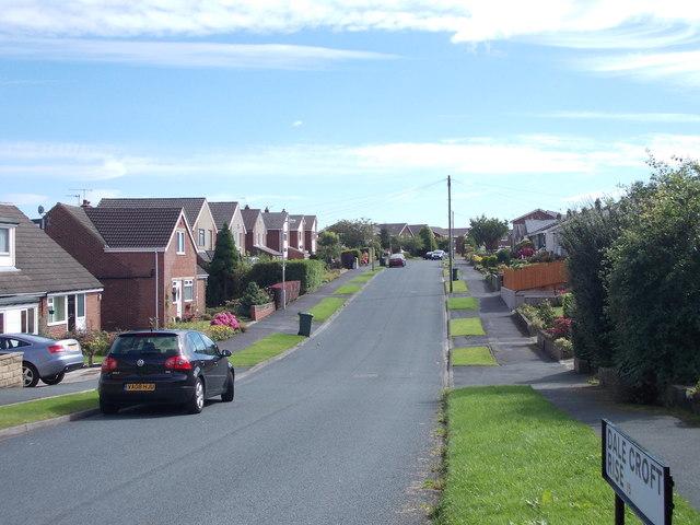 Dale Croft Rise - Grasleigh Avenue