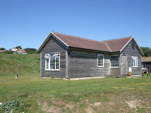 Cottage at Birling Gap