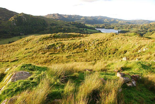 Moorland view