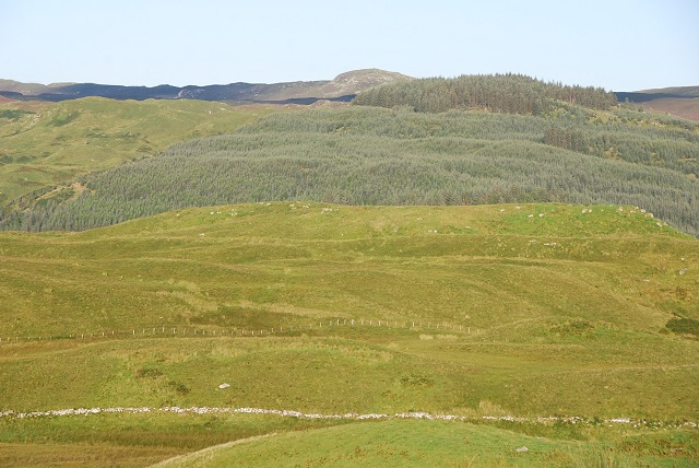 View towards Sìdh Mòr
