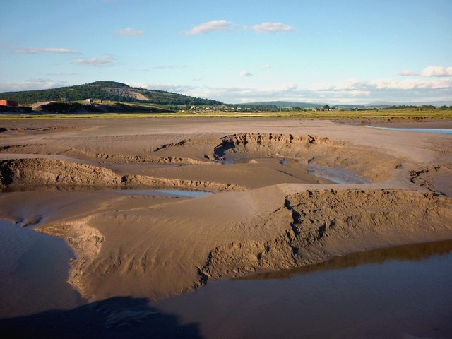 Low tide by the Keer