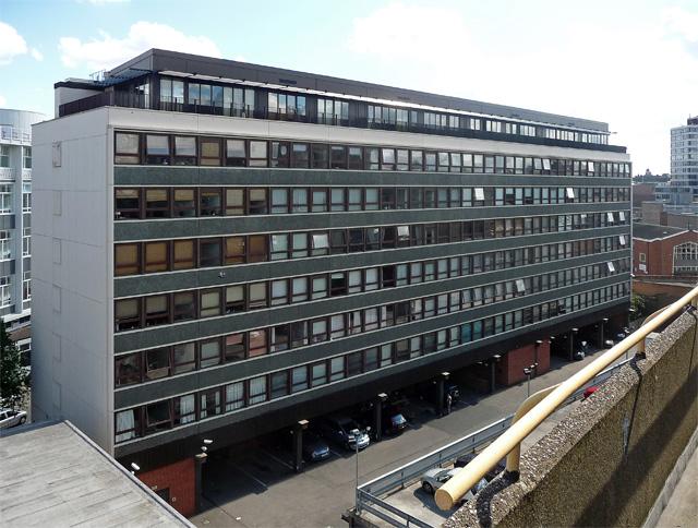 Metropolitan Building, Lee Street, Leicester
