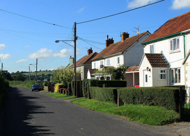 2012 : Houses on Moorledge Road