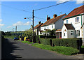ST5862 : 2012 : Houses on Moorledge Road by Maurice Pullin