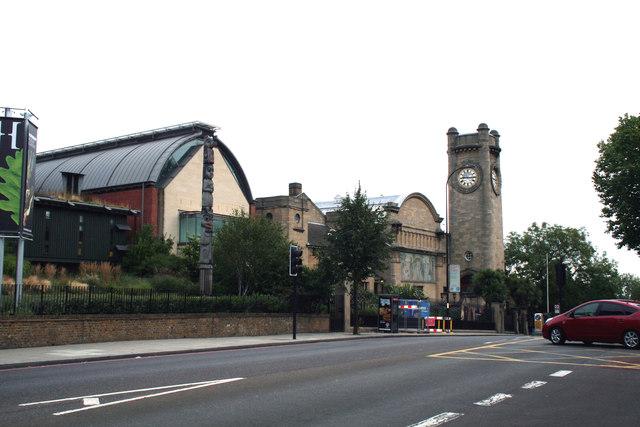 Dulwich:  Horniman Museum