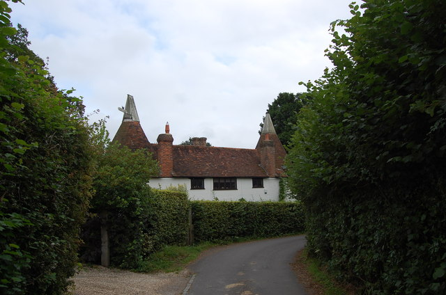 Huntsbarn Oast, near Mayfield