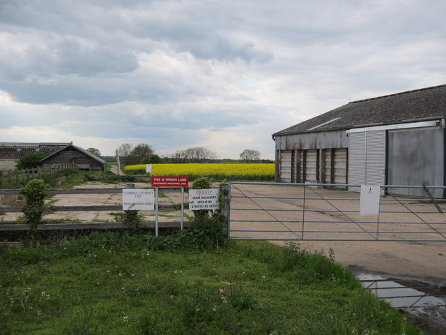 University Farm, Cambridge