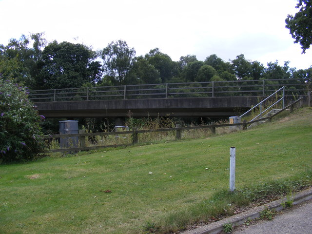 A1156 Felixstowe Road Bridge