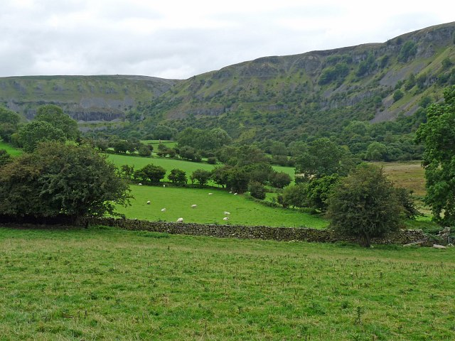 Farmland near Llangattock