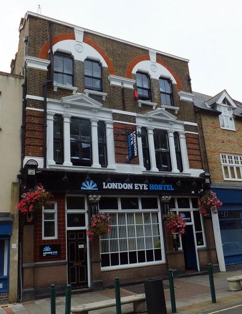 Google Maps Business >> The London Eye Hostel, Lambeth Walk © PAUL FARMER cc-by-sa/2.0 :: Geograph Britain and Ireland