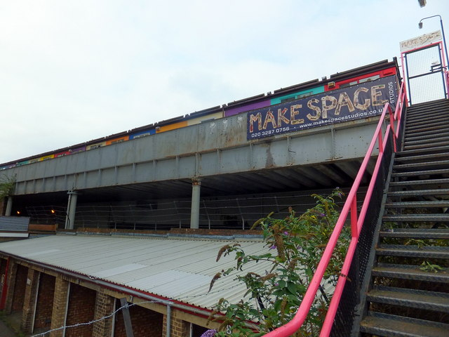 Make Space Studios Newnham Terrace, Lambeth