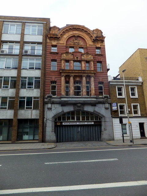 Westminster Bridge House, Lambeth