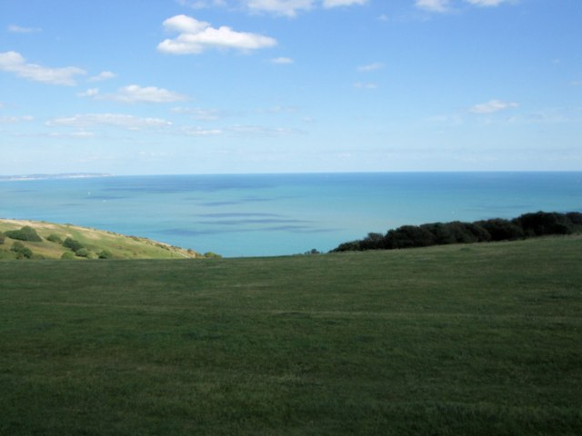 South Downs Way near Beachy Head