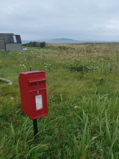 Ludag: postbox № HS8 61