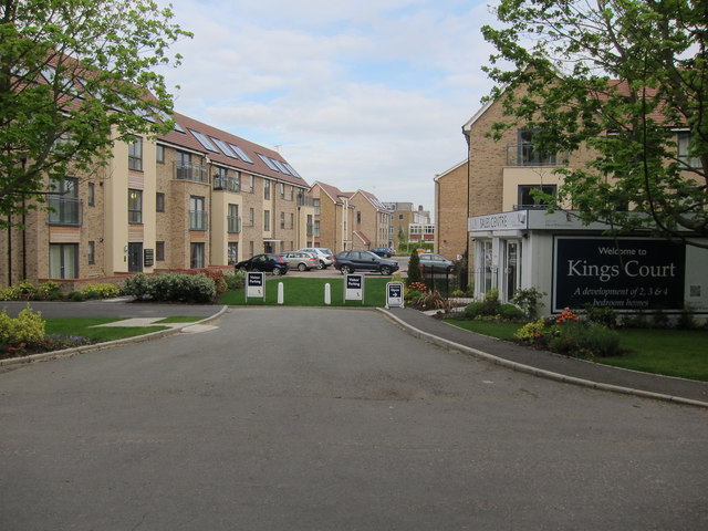 Kings Court, Girton