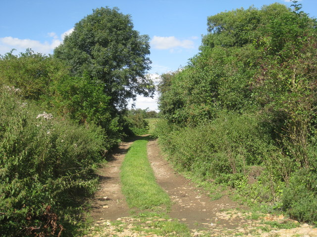 Field access at Walcot