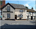 SO4051 : Ye Olde Salutation Inn, Weobley by John Grayson