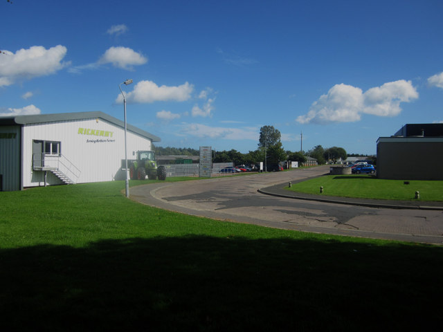 Willowburn Trading Estate, Alnwick